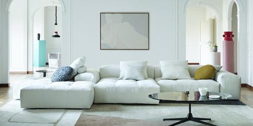 Découvrez nos gammes de canapés modulables et design pour toutes les envies et tous