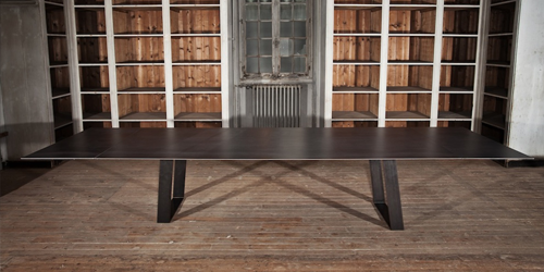 Mobiliers - Table PARALOG - Céramique - Design Triss Team - Triss