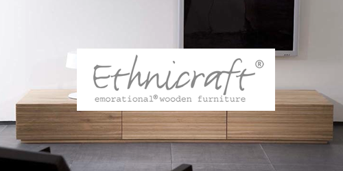 Mobiliers - Site internet - Ethnicraft