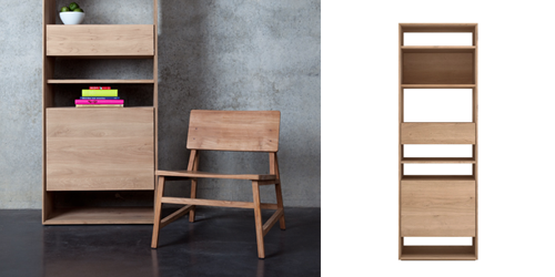Mobiliers - ETAGERE - Ethnicraft