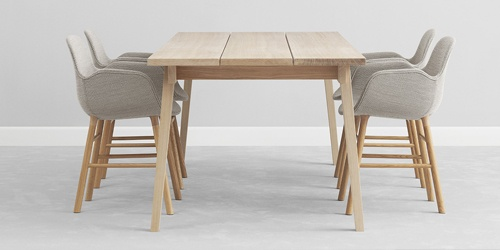 Mobiliers - Slice table  - Normann Copenhagen